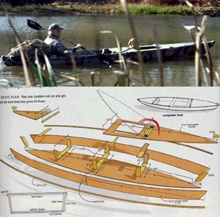 skiff plans plywood