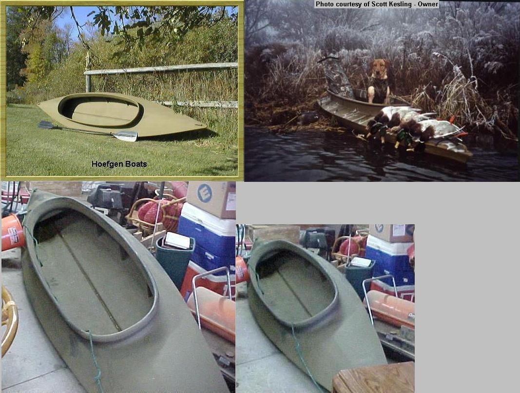 Hot Pirogue duck boat plans | Antiqu Boat plan